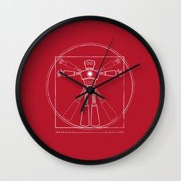 Robot Anatomy Wall Clock