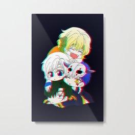 Akatsuki Hatake Metal Print