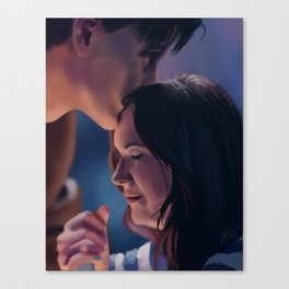 Till the End of Me Canvas Print