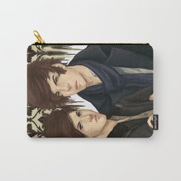 Sherlock AU Carry-All Pouch