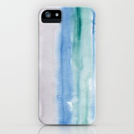 13  | 190907 | Watercolor Abstract Painting iPhone Case