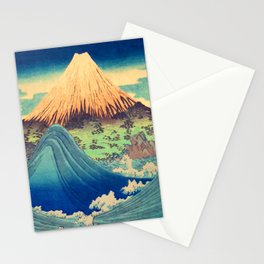 From the Eastern Borders with Love Stationery Cards