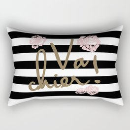 Va Chier Rectangular Pillow
