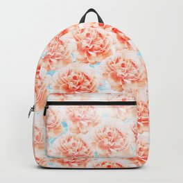 Abstract floral pattern 5 Backpack
