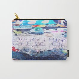 Tybee Island, GA Carry-All Pouch