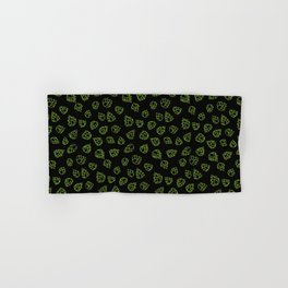 Hopcone Pattern Hand & Bath Towel