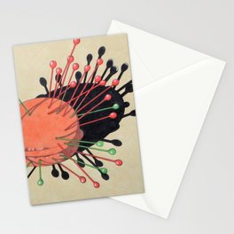 pincushion n. 3 Stationery Cards