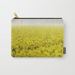 Narcissus field #4 Carry-All Pouch