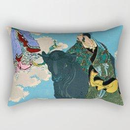 Tsukioka Yoshitoshi - Top Quality Art - GYOKUROSHOKUJO Rectangular Pillow