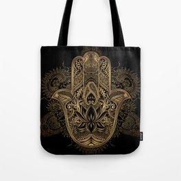 Hasma Hand of Fatima Tote Bag