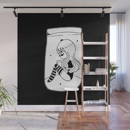 ▴ frankenstein ▴ Wall Mural