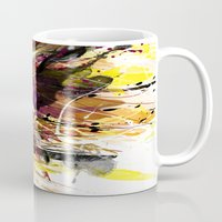 flight Mugs featuring Flight by Studio8Worx