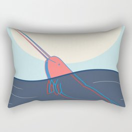 Gnar Wall Rectangular Pillow