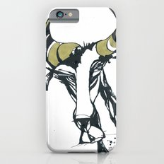 Golden Horn Goat iPhone 6s Slim Case