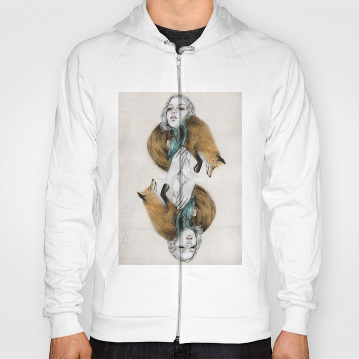 The Letter S Hoody