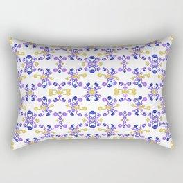 Decorative Ornate Pattern Rectangular Pillow