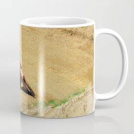Turning Point Motocross Champion Race Coffee Mug
