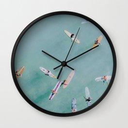 float xviii Wall Clock