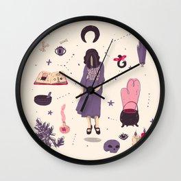 juana paraguaya Wall Clock