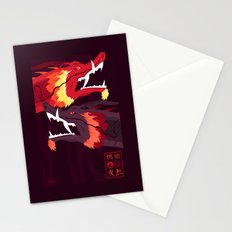 Original Bending Masters Series: Ran and Shaw Stationery Cards