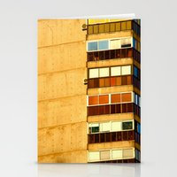 building Stationery Cards featuring Building by Rivière