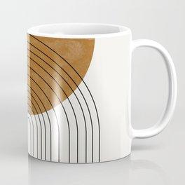 Abstract Flow Coffee Mug
