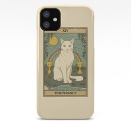 Temperance iPhone Case