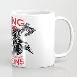 Viking blood Coffee Mug