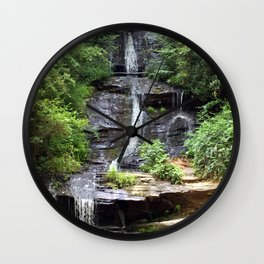 Great Smokey Mountains National Park Wall Clock