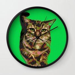 Ferrell Wall Clock