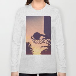 basketball hoop 1 Long Sleeve T-shirt