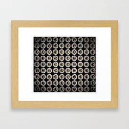 45ACP Framed Art Print