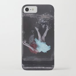 I Tried To Drown My Sorrows iPhone Case