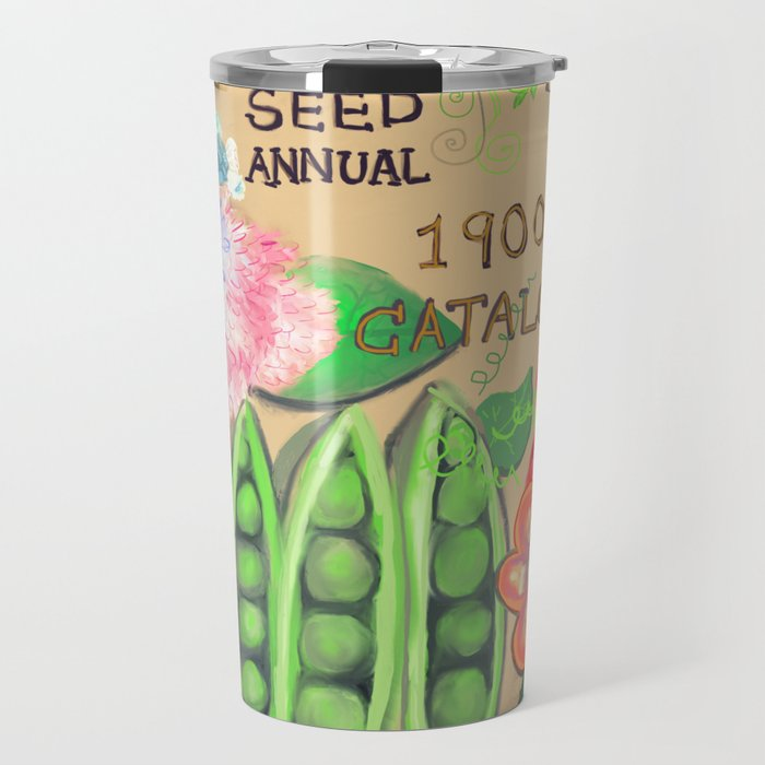 Newberry's Seed Catalogue Travel Mug