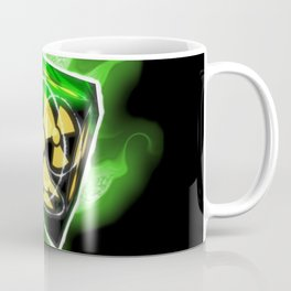 The Nuke Cube Coffee Mug