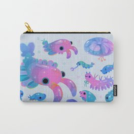 Cambrian baby - pastel Carry-All Pouch