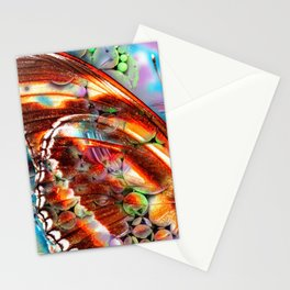 Blushing Thunder Stationery Cards