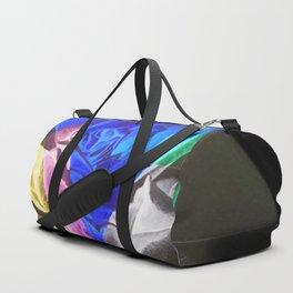 Dark Side of the Rose Duffle Bag