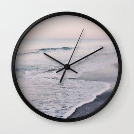 Sea of Light #1 Wall Clock