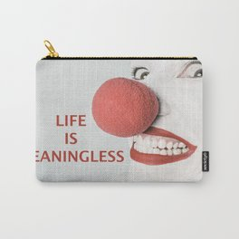 Meaning of life Carry-All Pouch