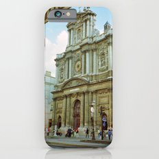 Paris in 35mm Film: Eglise Saint-Paul-Saint-Louis in Le Marais iPhone 6s Slim Case