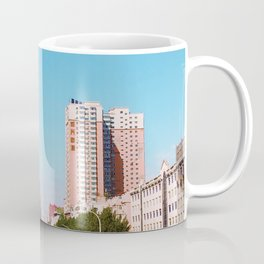 The City Streets (Color) Coffee Mug