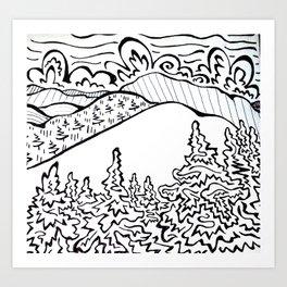 802 Art Print