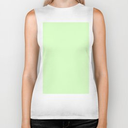 Simply Green Tea Green Biker Tank
