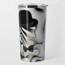 gentle smoke Travel Mug