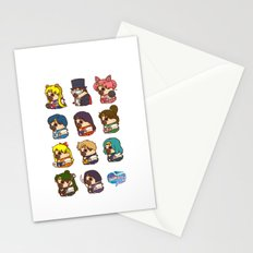 Pretty Soldier Sailor Puglie Stationery Cards