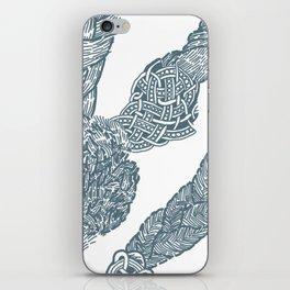 Shieldmaiden iPhone Skin