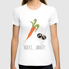 HOLY C...ARROT! T-shirt