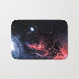 Deep space, mashups #5 Bath Mat
