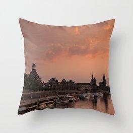 DRESDEN 06 Throw Pillow